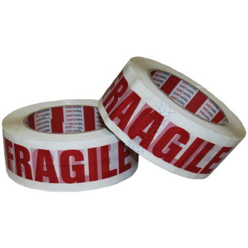 Fragile Tape 75m Roll